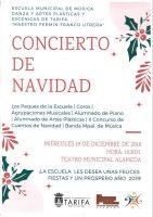 Concierto de Navidad en Tarifa