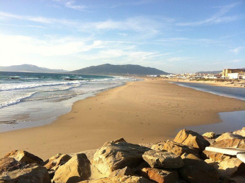 Playa de los Lances Norte