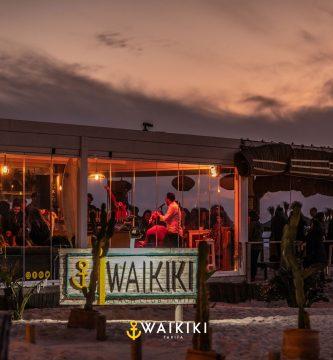 Chiringuito Waikiki en Tarifa