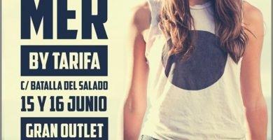 Cartel Opening Summer by Tarifa