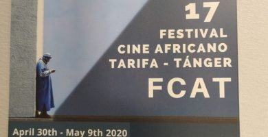 Cartel del Festival de Cine Africano de Tarifa